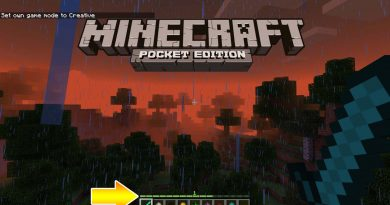 Experience Creative Visible Pack – MCPE 1.1.X