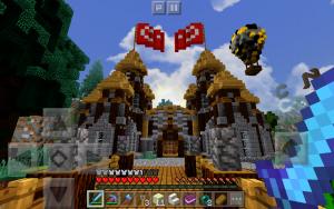 Minecraft PE Conconcraft Server