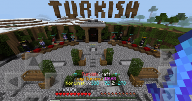 TurkishCraft Faction Sunucusu – v1.2.10