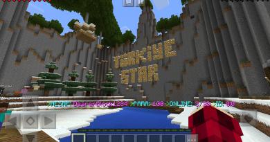 Minecraft PE Türkiye Star SkyBlock Sunucusu IP