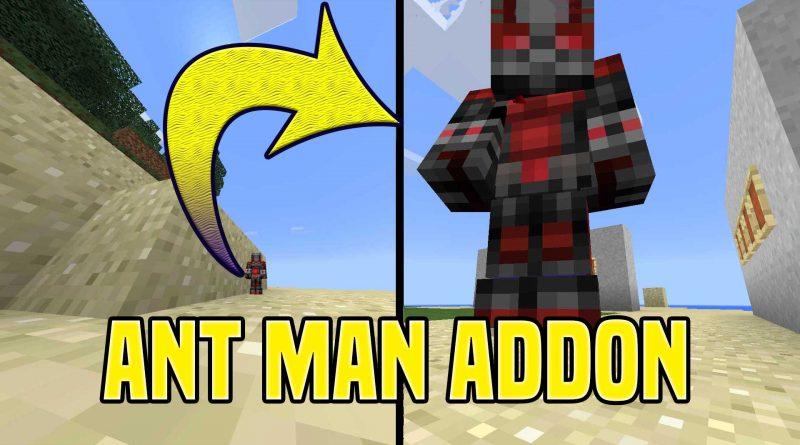 Ant-Man Addon