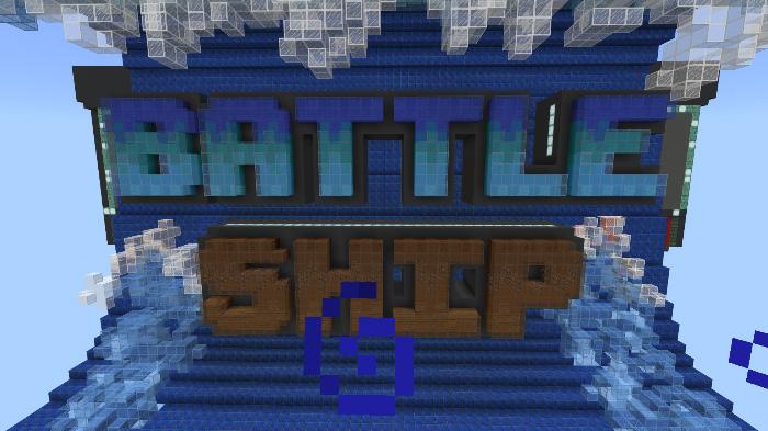 Battle Ship Minigame Haritası