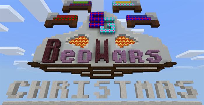 BedWars Xmas Minigame Haritası