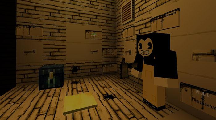 Bendy Game Horror 2 – Korku Haritası