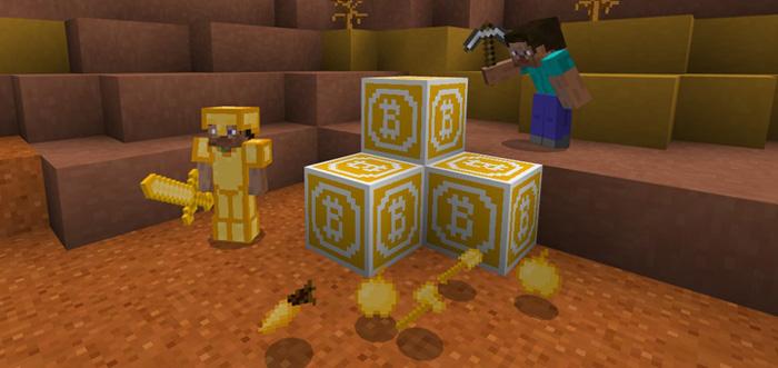 Bitcoin Addon – Minecraft 1.2