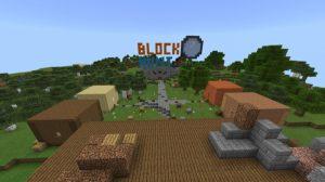 Block Hunt Minigame Haritası