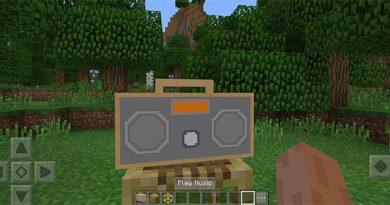 Çalışan Boombox Eklentisi – Minecraft 1.8
