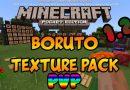 Boruto 16x PvP Texture Pack – Minecraft 1.2 (MCPE)