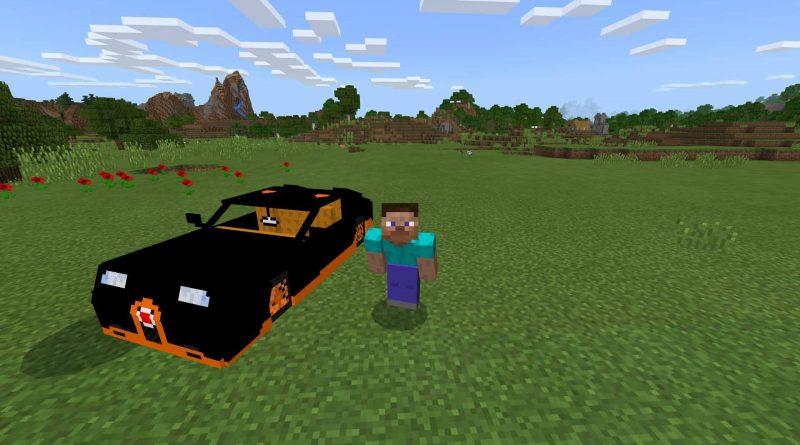 Bugatti Veyron Sport Car Addon