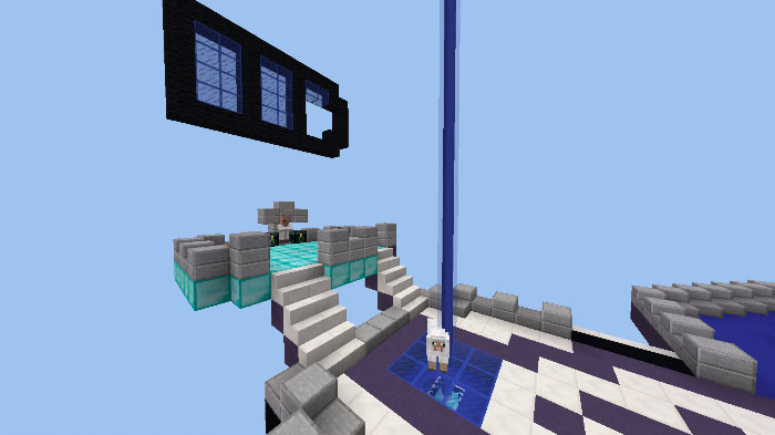Capture The Sheep Minigame Map