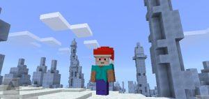 Yılbaşı Şapka Kafaları Doku Paketi - Minecraft 1.2 (Beta)