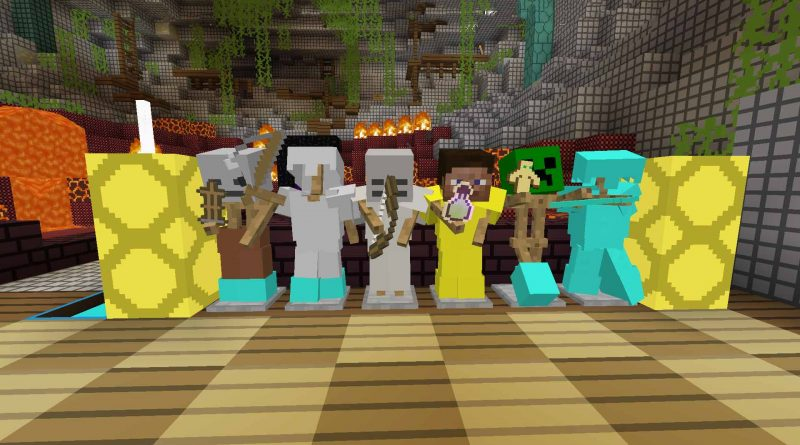 Clear Simple Texture Pack – Minecraft 1.6