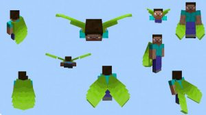 Colored Elytra Texture Pack