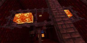 MCPE Confetti Dropper Minigame Haritası