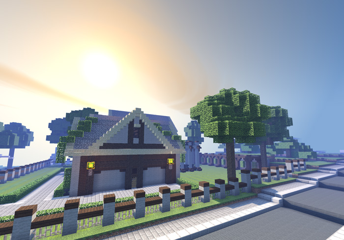 CSPE Shaders Pack - Minecraft 1.2