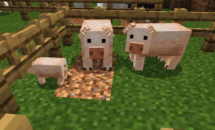 Şirin Moblar Eklentisi – Minecraft 1.14