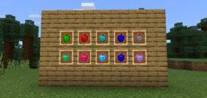 Daha Fazla Elma Eklentisi - Minecraft 1.12
