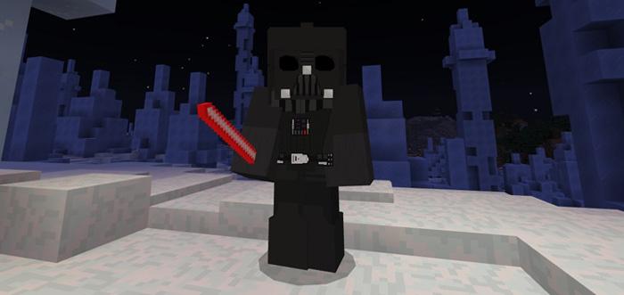 Darth Vader Addon - Minecraft