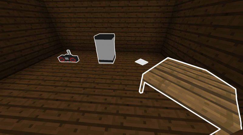 Decoration Addon - Minecraft 1.2