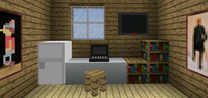 Decoration Pack - Minecraft 1.2