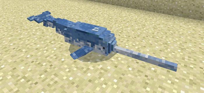 Deniz Gergedanı Eklentisi – Minecraft 1.6