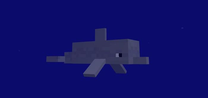 Dolphins Addon - Minecraft 1.2