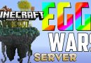 EggWars – Money Wars Minigame Server – MCPE 1.0.x