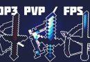 😱En İyi 3 PvP FPS Texture Pack – Minecraft 1.4