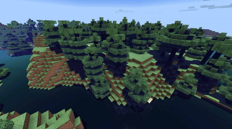 EVO Shader Mod Resource Pack - Minecraft 1.2