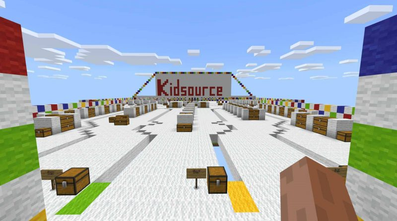 extreme wool minigame map