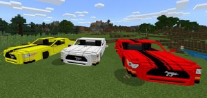 Ford Mustang GT 2015 Addon