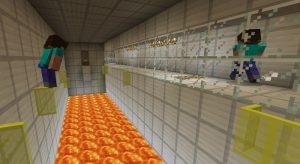 Minecraft DeathRun map
