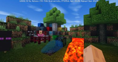 HDMA Shader Pack – Minecraft 1.2 (MCPE)