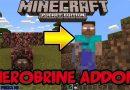 Herobrine Addon – Minecraft 1.2 (MCPE)