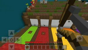 Horse Racing minigame haritası
