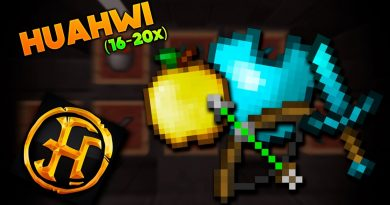 Huahwi [16-20x] PvP Texture Pack – Minecraft 1.2