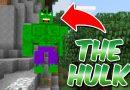 Hulk Addon – Minecraft 1.7