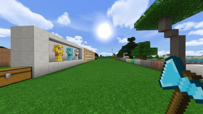 Hybred's Texture Pack – Minecraft 1.14