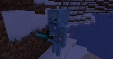 Ice Mobs Addon – Minecraft 1.14