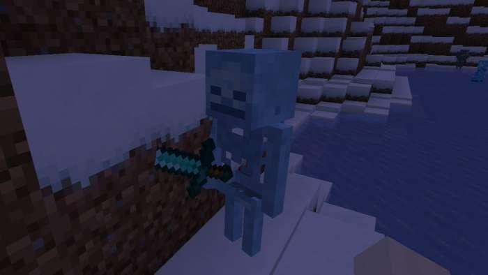 Ice Mobs Addon – Minecraft 1.14