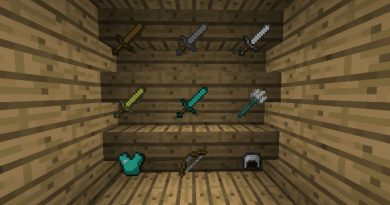 Invisible Item Frames Resource Pack – Minecraft 1.6