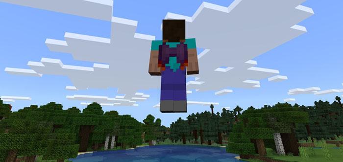 Jetpack Addon – Minecraft 1.5