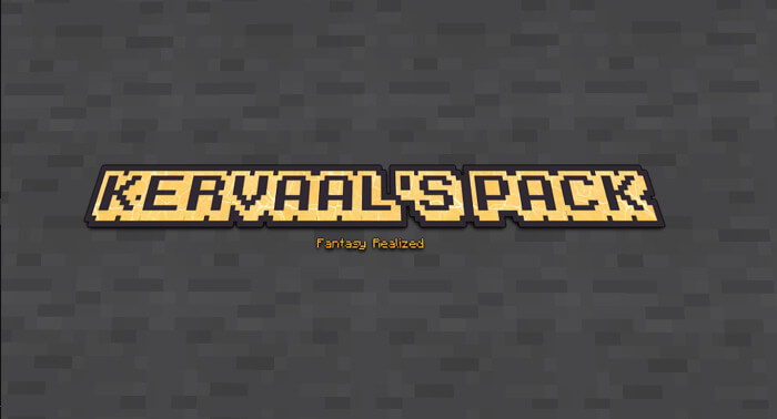 Kervaals Texture pack
