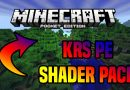 KRS PE Shader Pack – Minecraft 1.2