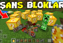 Lucky Block Addon – Minecraft 1.9