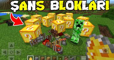 Lucky Block Addon – Minecraft 1.6