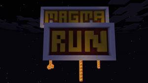 MagmaRun Minigame Parkur Haritası
