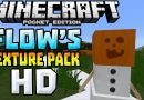 Flows HD Texture Pack – Minecraft 1.2 (MCPE)