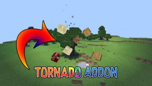 Mine Tornado Addon