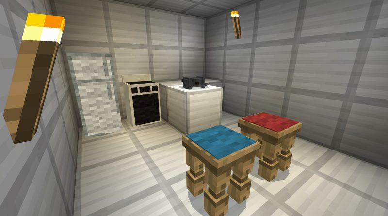 Modern Tools Addon – Minecraft 1.2 (MCPE)